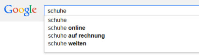 Keywordrecherche-Google-Suggest