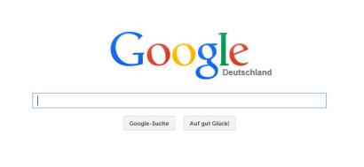 google-suchmaske