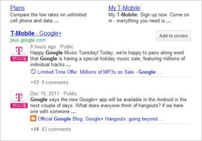 suchergebnis-google+-2011
