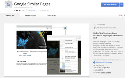 google-addon-similar-pages
