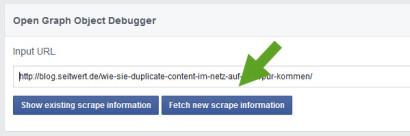 facebook-URL-Debugger-neue-informationen